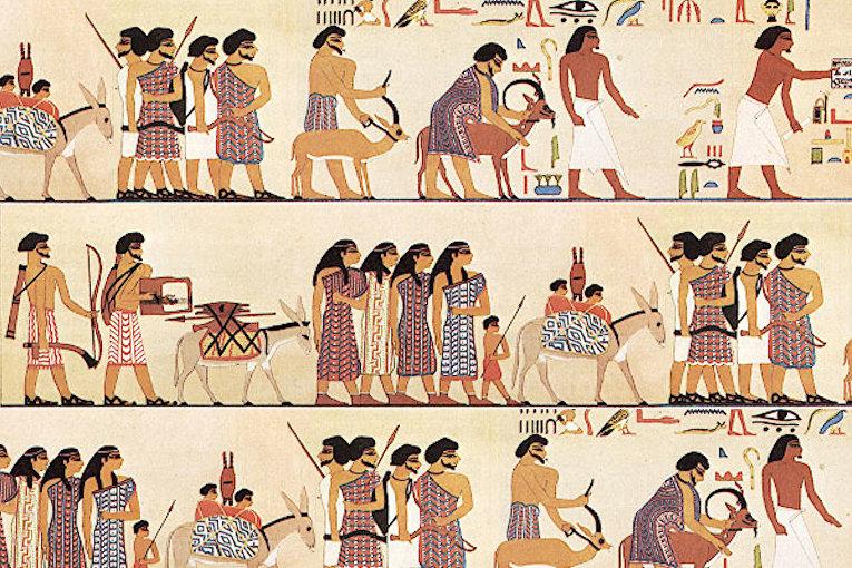 древнеегипетская армия