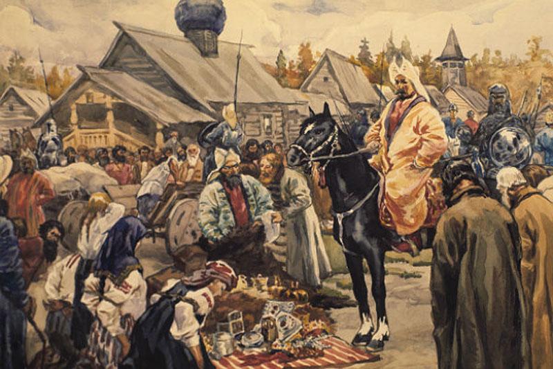 кто победил монголов