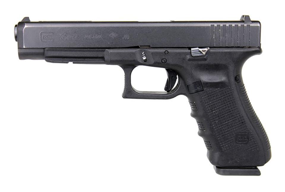 боевые пистолеты