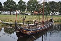 судно викингов