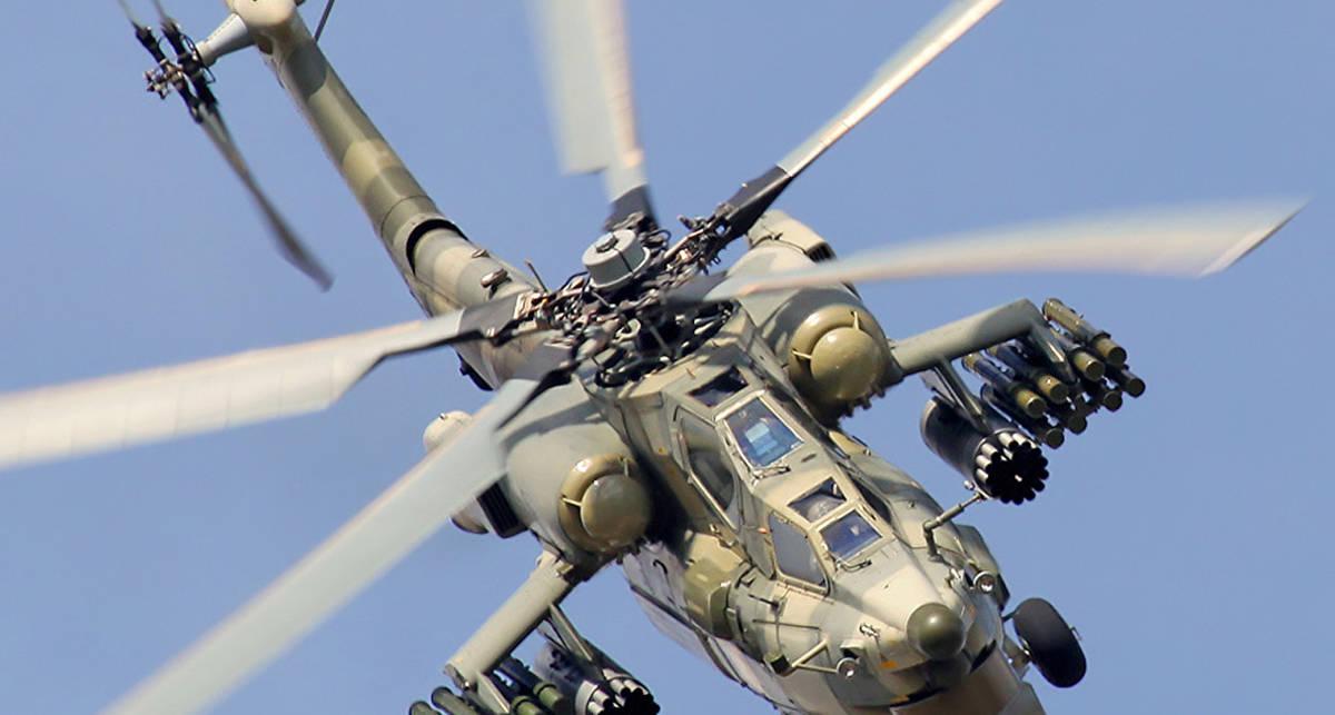 самые большие вертолеты в мире