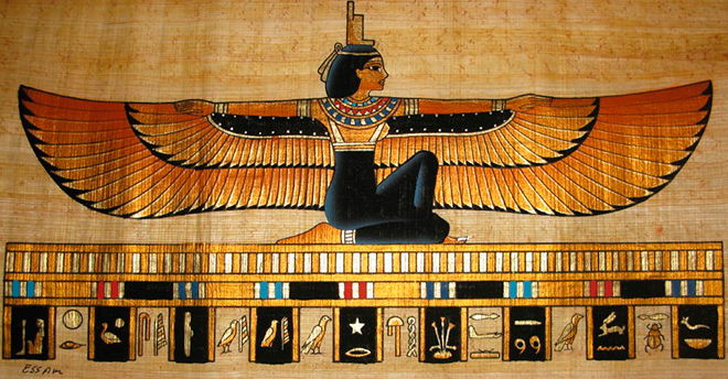 фото древних египтян