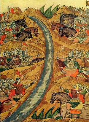 конец монголо татарского ига