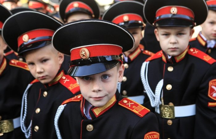 лозунги кадетов