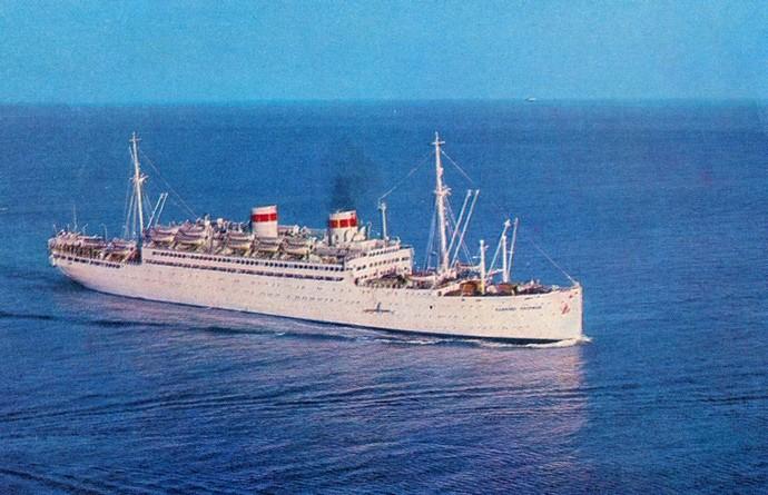 адмирал нахимов корабль крушение википедия