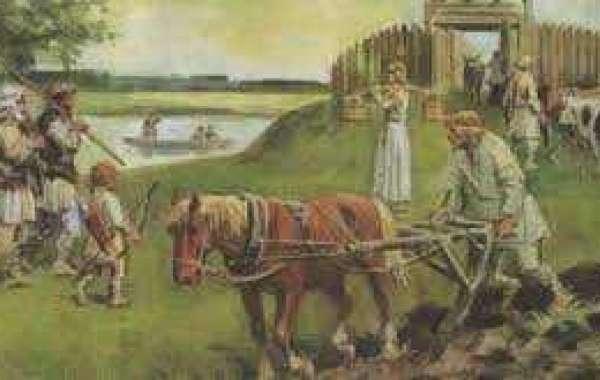 племена древней руси