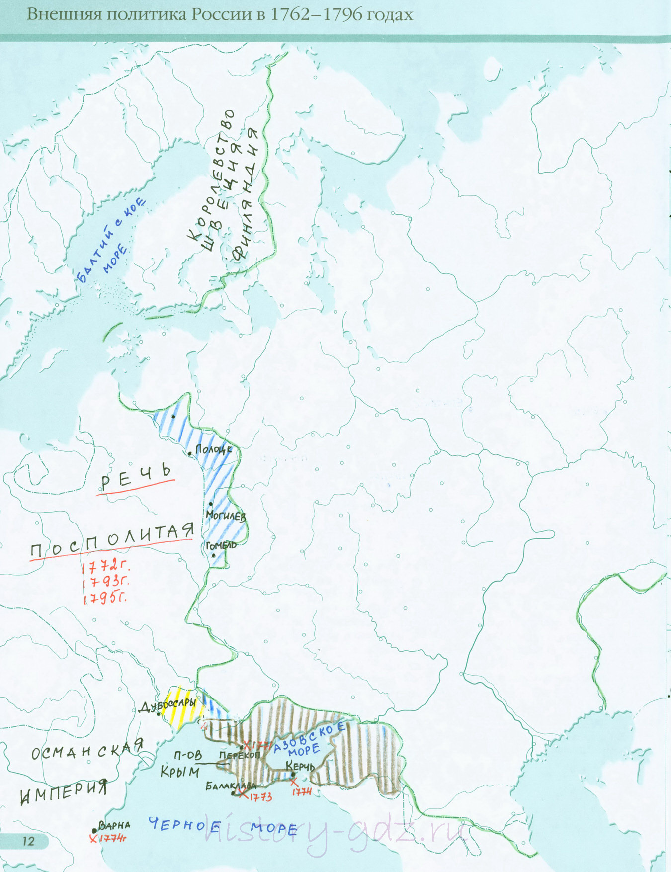война с турцией 1787 1791