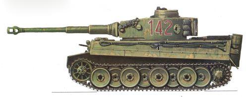 фашистский танк