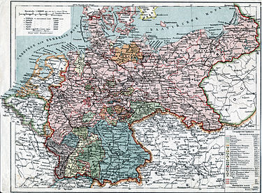 план германии в первой мировой