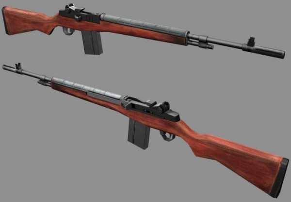 винтовка спрингфилд м1903