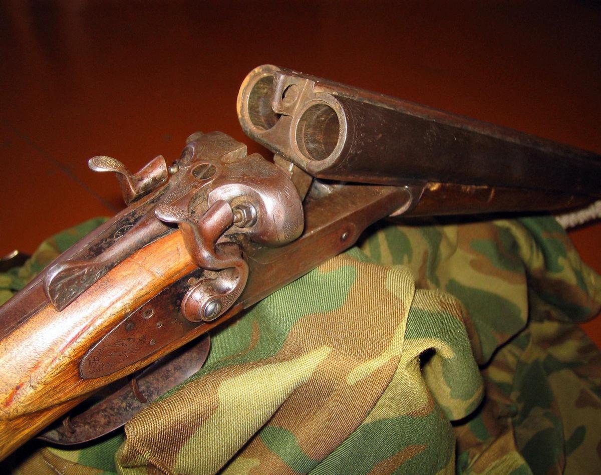 ружье полуавтомат