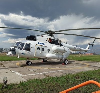 составные части вертолета