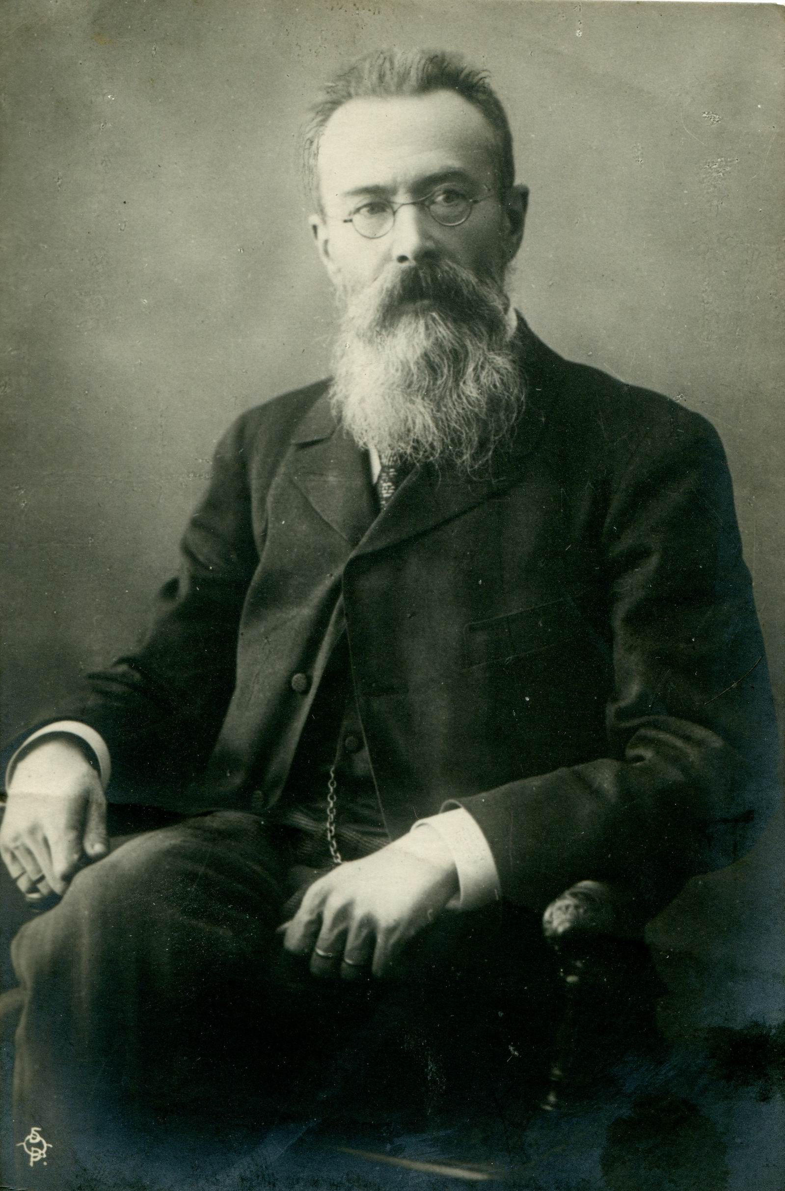 русский композитор сказочник в музыке