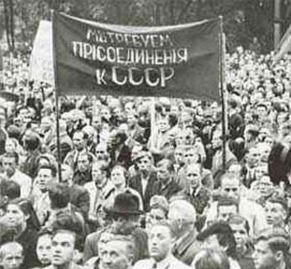 советская прибалтика