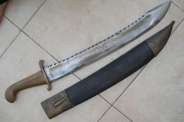тисак нож