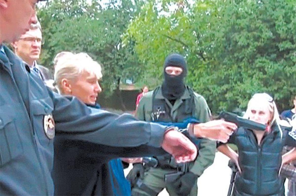банда амазонок в ростовской