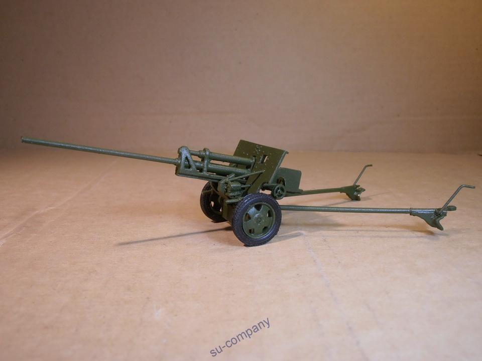 57 мм противотанковая пушка