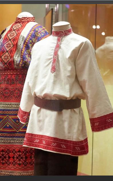 одежда древних славян картинки