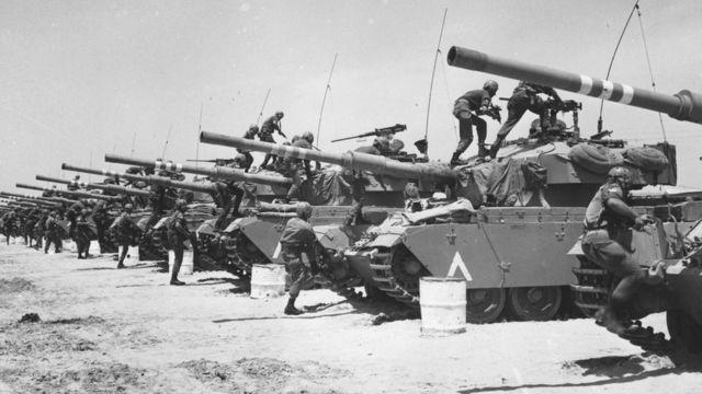 война египта с израилем