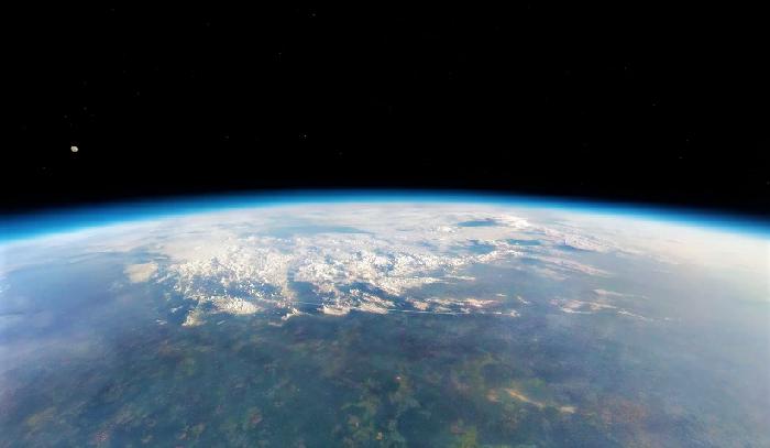 где начинается космос