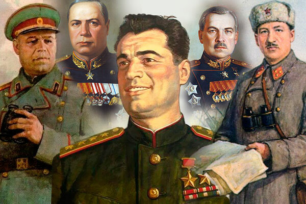 генерал армии павлов дмитрий григорьевич