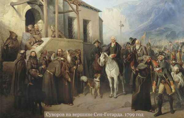 сражения суворова