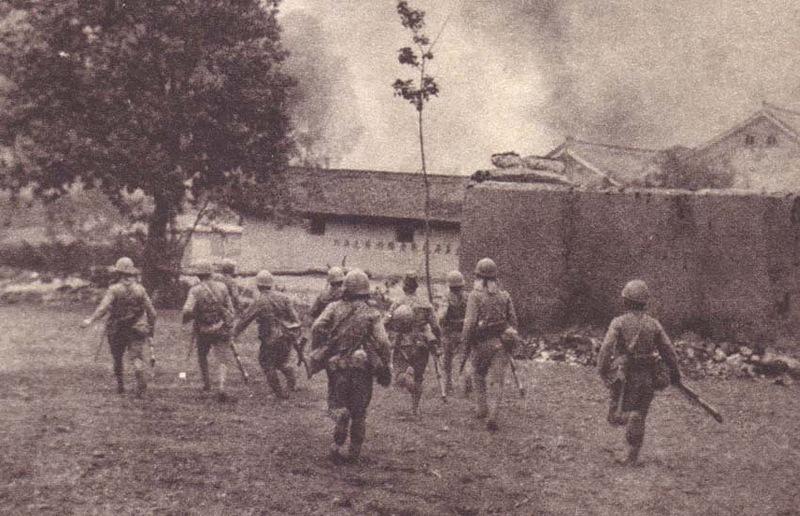 японская агрессия в китае в 1931 1937
