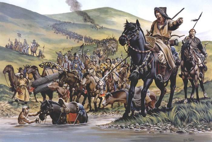 набеги крымского хана на москву