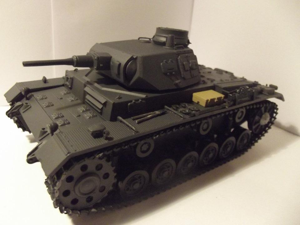 немецкий танк т 3