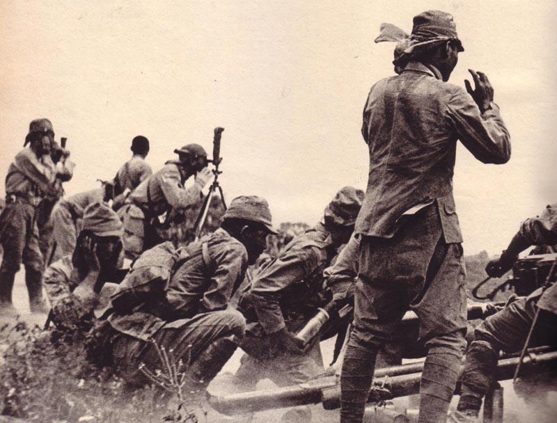 нападение японии на китай