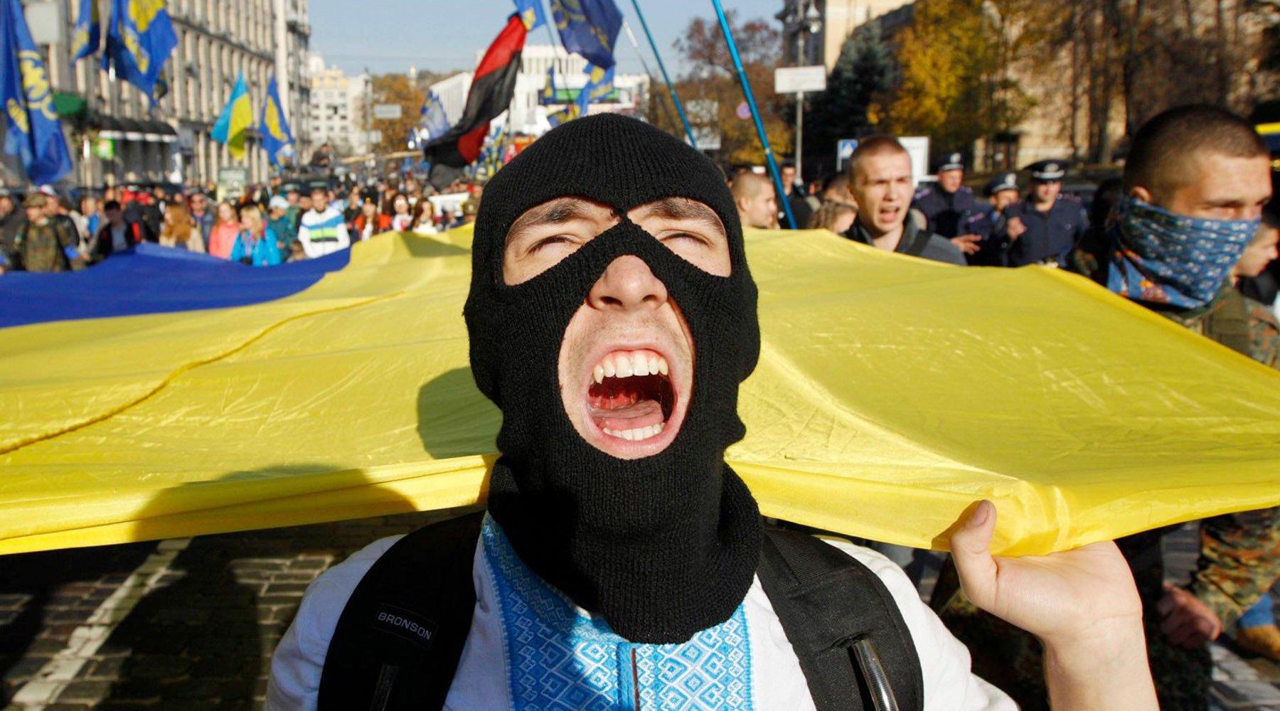 ультраправые партии россии