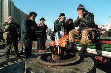 чеченская война кратко