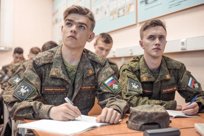 военная кафедра плюсы и минусы