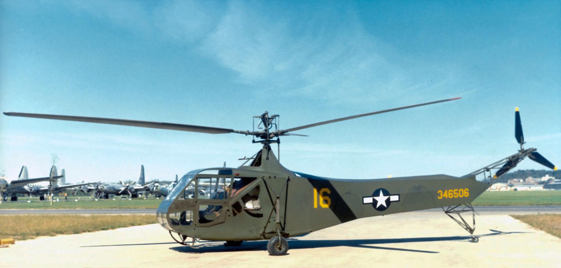 вертолеты сша военные