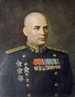 адмирал октябрьский википедия