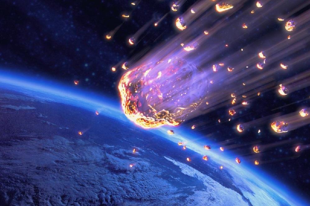 метеориты которые падали на землю