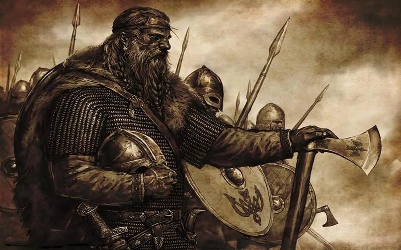 скандинавские викинги