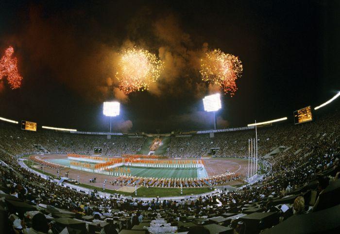 талисман олимпийских игр 1980