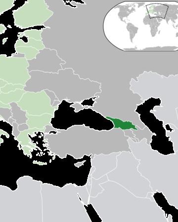 грузинская сср википедия