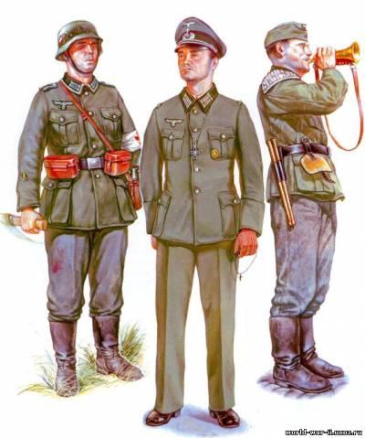 фото немецких солдат второй мировой войны