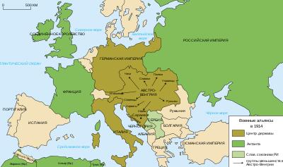 первая и вторая балканские войны
