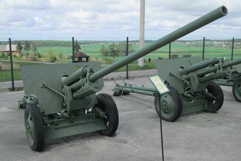 зис 2 пушка википедия