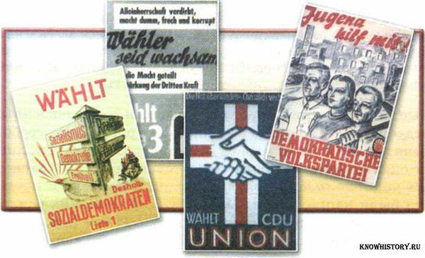 разделение германии после второй мировой войны