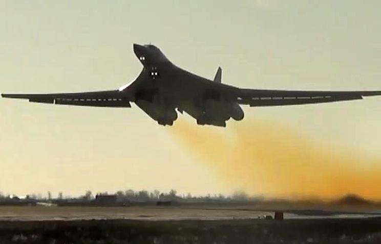 русский бомбардировщик