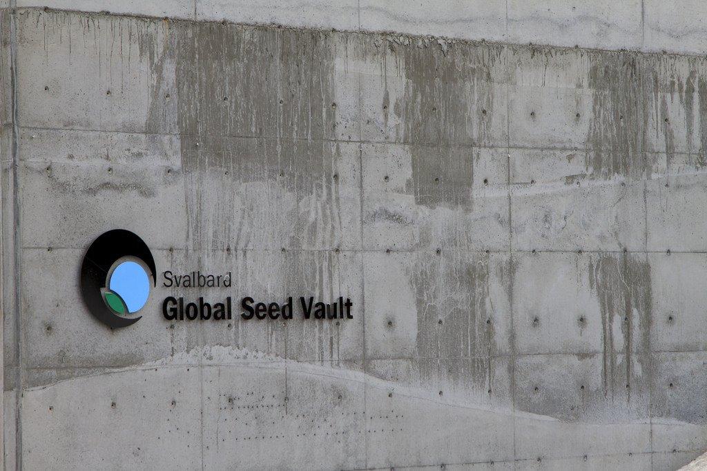 всемирное семенохранилище
