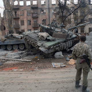 фото боевиков в чечне