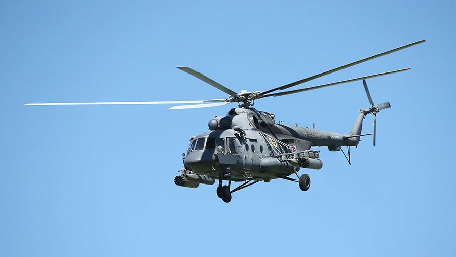 когда появились вертолеты