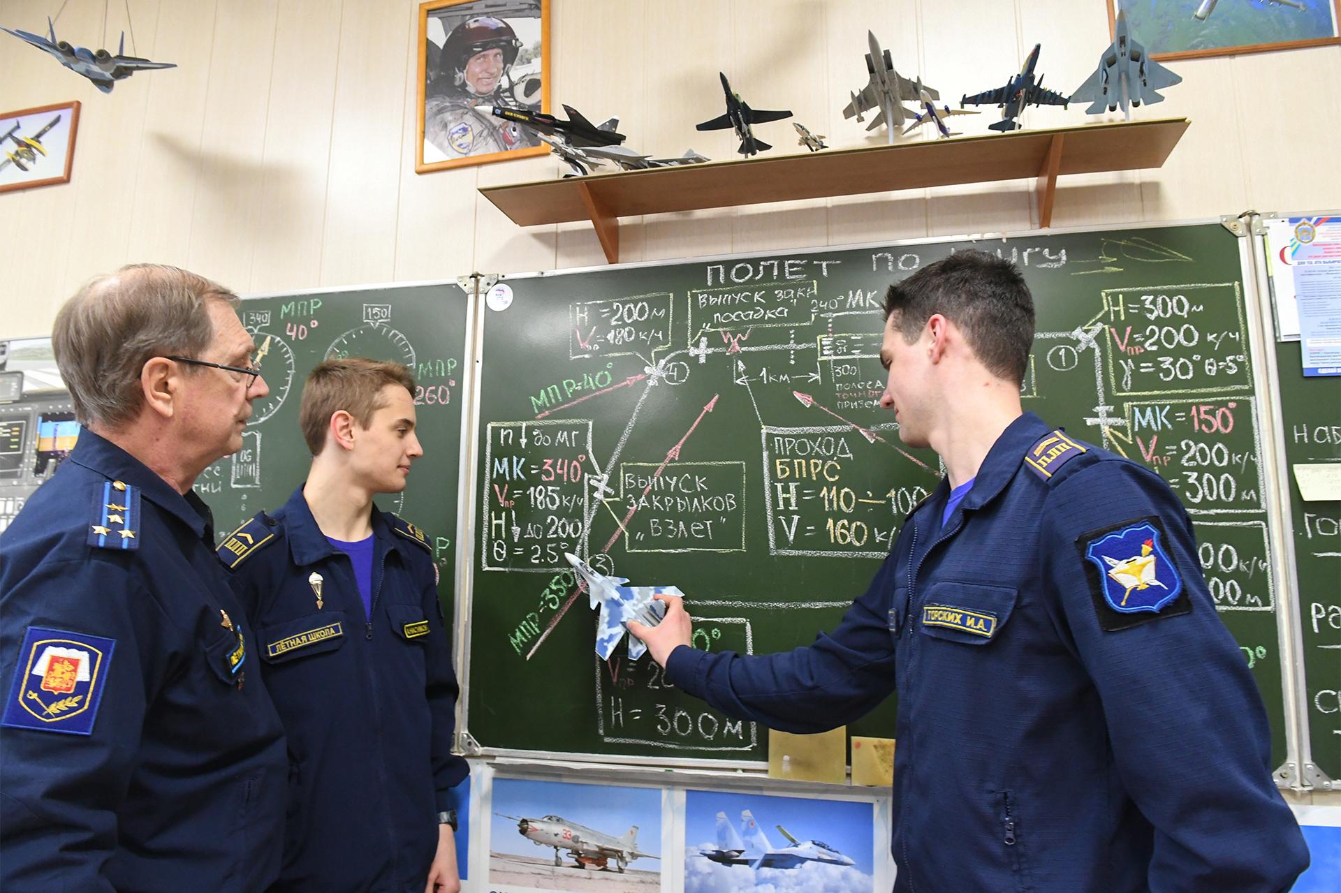 вертолетное училище в россии