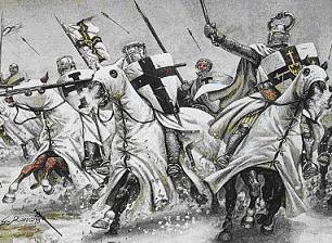 роль духовно рыцарских орденов в крестовых походах