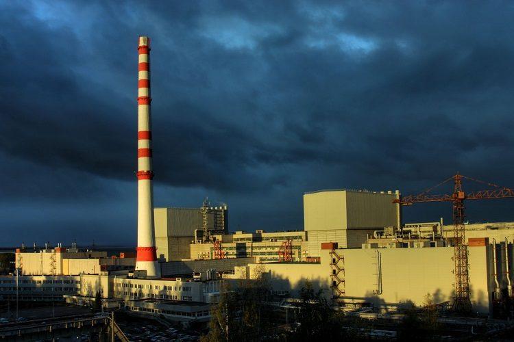 сосновый бор атомная электростанция